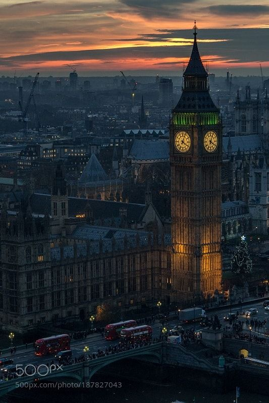 Popular on 500px : Big Ben by mgphoto70