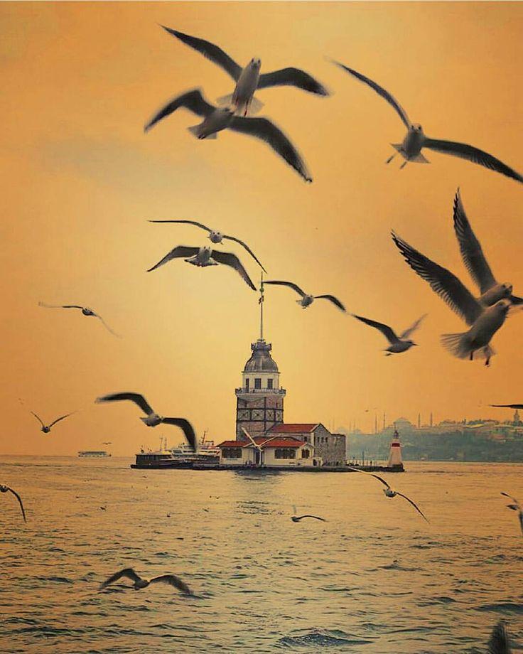"""""""Kız Kulesi / Istanbul"""""""