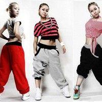 Material: cotton blend Color:Red&Black&Gray Asien M: Hips?114cm ?lange Hosen?100cm Asien L: