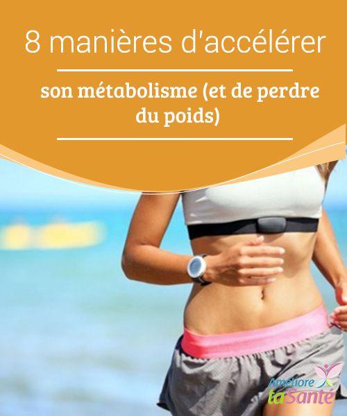 8 manières #d'accélérer son métabolisme (et de perdre du poids) #L'entraînement #intense est la meilleure manière de maintenir son #métabolisme actif. En effet, l'association #d'exercices intensifs et d'exercices cardiovasculaires est clé pour brûler des graisses.