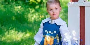 Swedish Princess Estelle