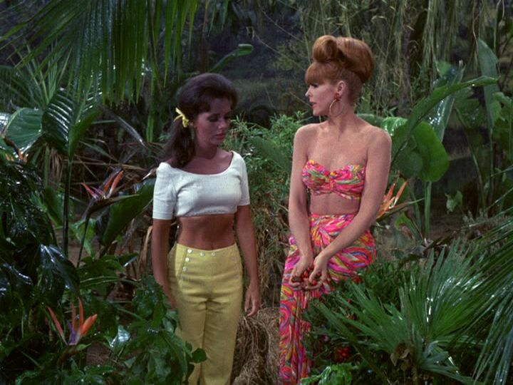 Suggest you Gilligan s island sexy girls