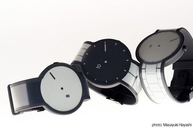 追加購入受付! 柄が変わる電子ペーパーウォッチ「FES Watch」 | クラウドファンディング - Makuake(マクアケ)