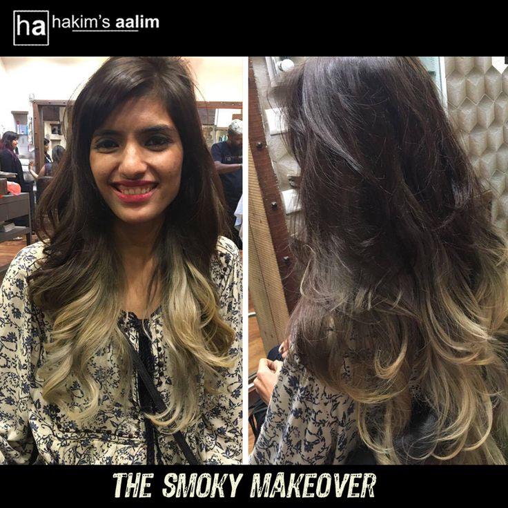 A tinge of ash blonde colour can make a great difference. Because a beautiful hair topped with a bright smile is our motto for every client.   Colour by Nandan- Style director & Hasan- Senior stylist