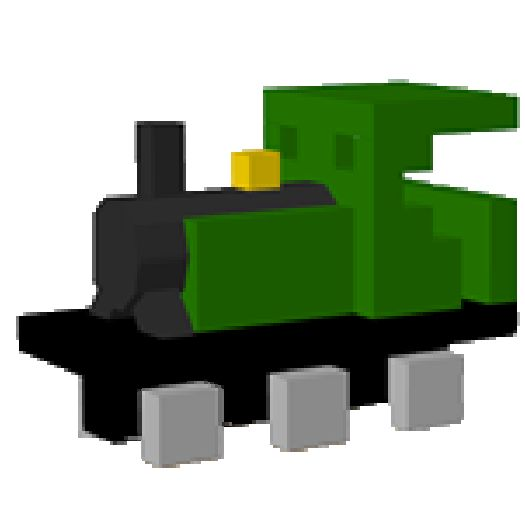 Download Model Railroads Mod 1.13/1.12.2/1.11.2 - This mod adds a whole range of track pieces, and locomotives and rolling stock. You can build you own layout,...