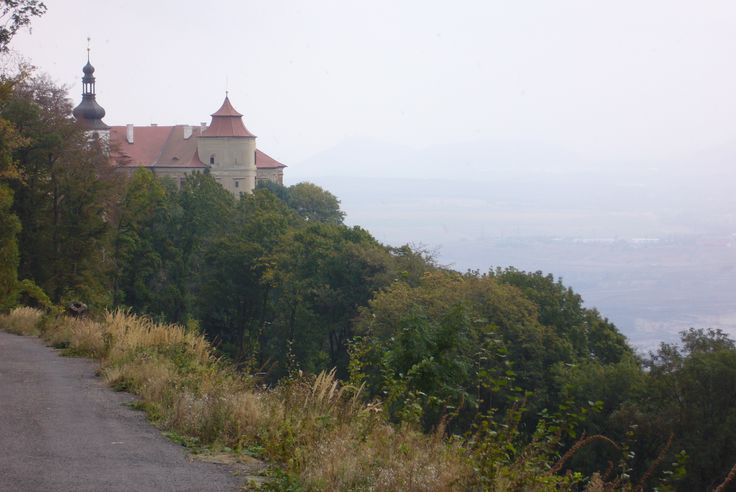 Jezeří- district Most, North- west Bohemia