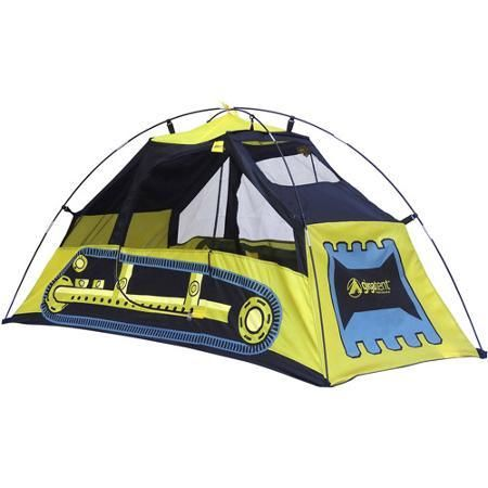 GigaTent Bulldozer Play Tent - Play Tents