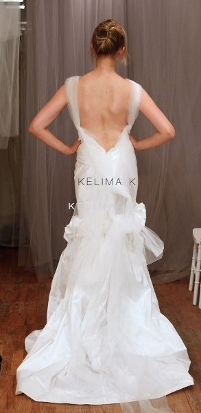 Voltaire & Emile du Chatalet #529 kelima k wedding dress designs