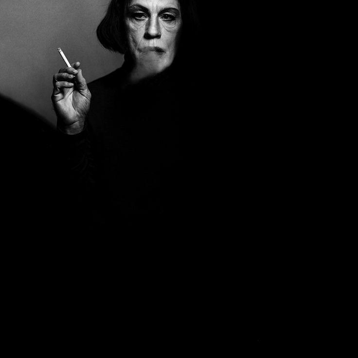 Victor Skrebneski - Bette Davis, Actor, 08 November, 1971