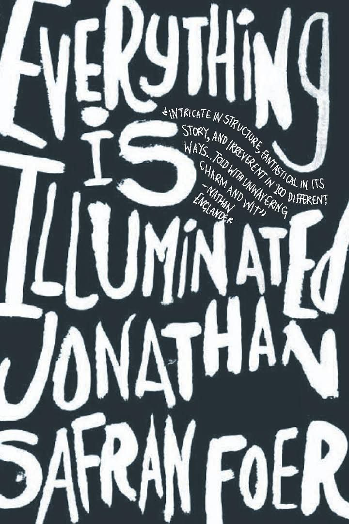 everything is illuminated book - Google Search