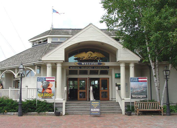 Mystic Seaport Village CT