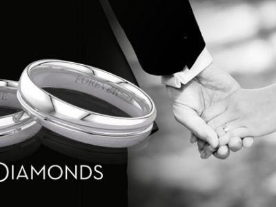Riesige Auswahl an Juwelierschmuck für Ihre Hochzeit bei 21DIAMONDS