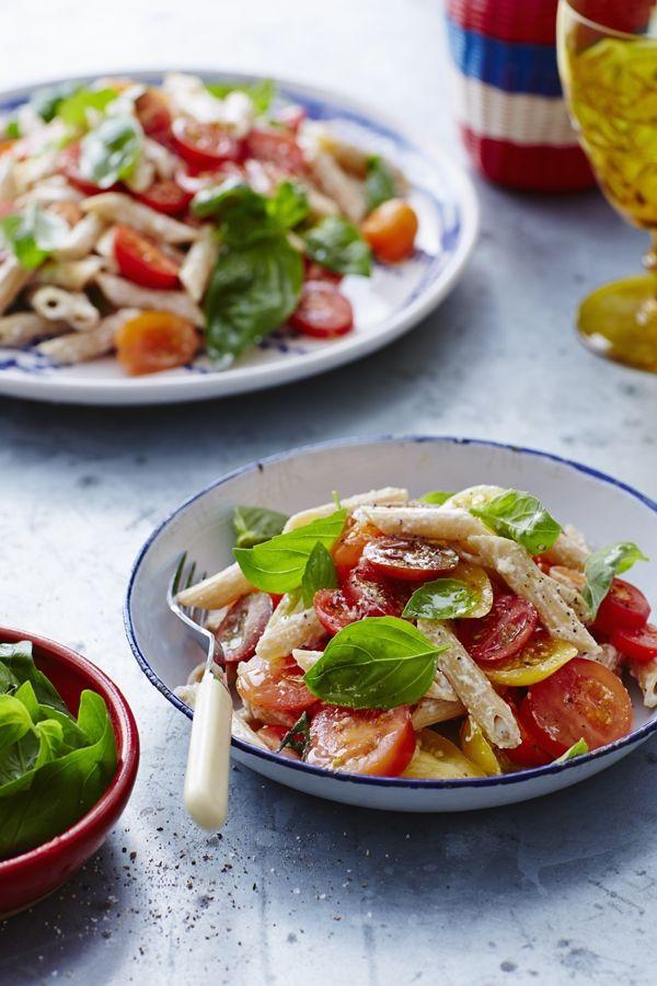 6 tips voor de beste picknick-pastasalade