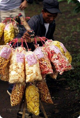 Kerupuk ~ Indonesian chips