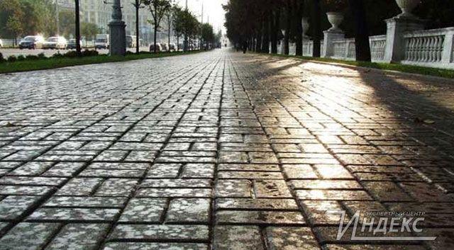 Улицы Москвы вымостят гранитом. Сколько это стоит? http://www.indeks.ru/news/stroika/Улицы+Москвы+вымостят+гранитом/