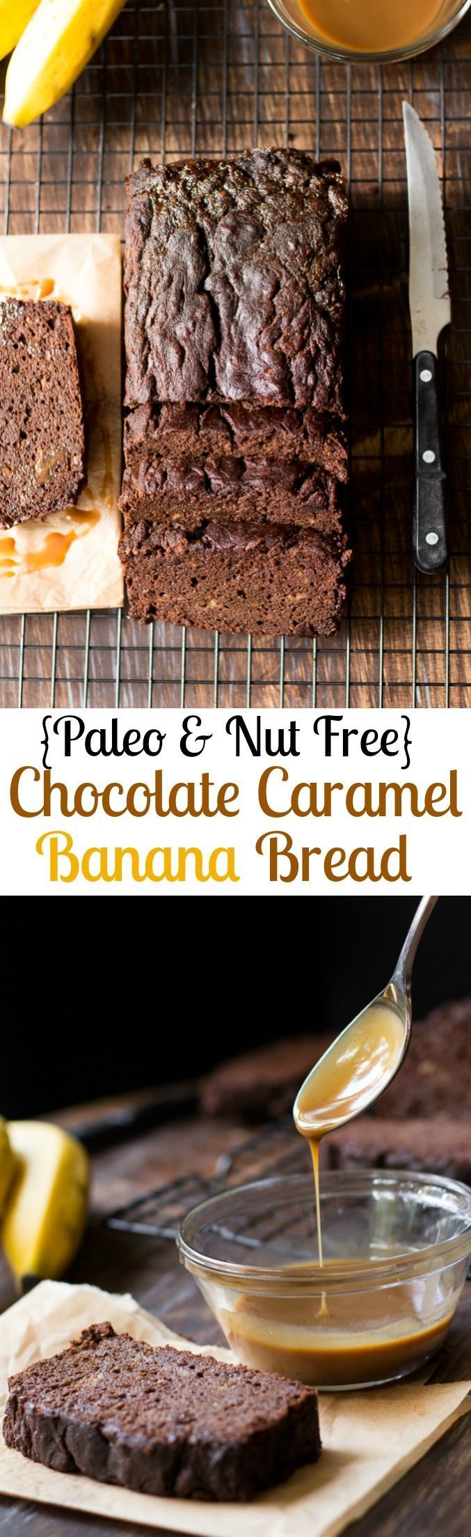 Paleo Sweet Loaves/ Breads on Pinterest | Paleo banana bread, Paleo ...