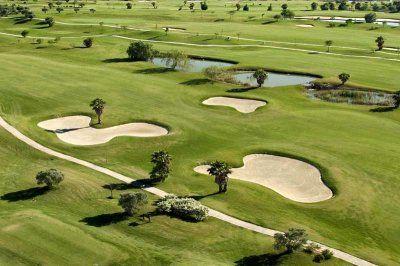 Golf Course Sherry Golf in Costa de la Luz Cadiz, Spain - From Golf Escapes