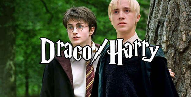 """Hahahahaha My favorite title: Draco Malfoy, It's Your Lucky Day. The in the description """"Malfoy gets lucky."""""""