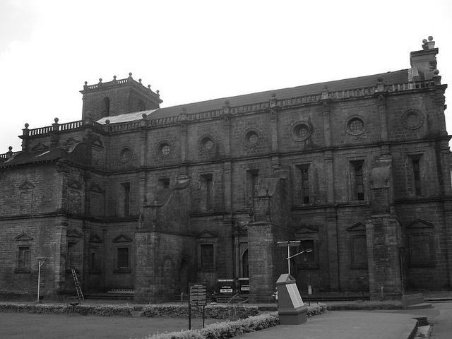 Basilica of Bom Jesus, Old Goa by Vikash Thakur, via Flickr: Vikash Thakur, Favorite Clicks, Good Jesus, Photo