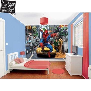 Walltastic Posterbehang 'Spiderman' - poster behang