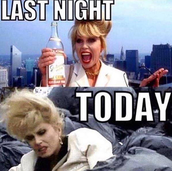 Happy hangover everyone!                                                       …