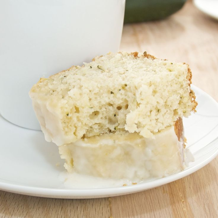 Sweet Pea's Kitchen » Lemon-Zucchini Loaf with Lemon Glaze