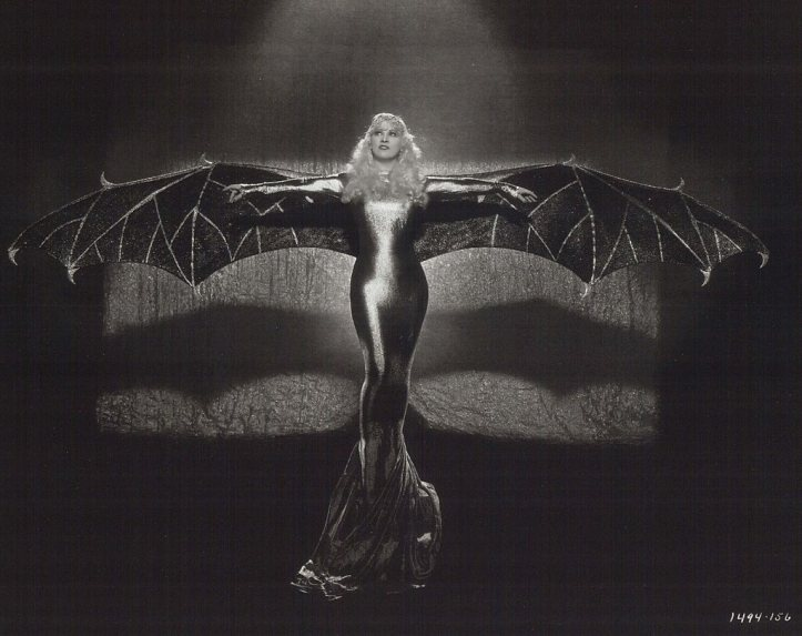 Mae West 1934. This is what every citation says, but with no other context or credit..