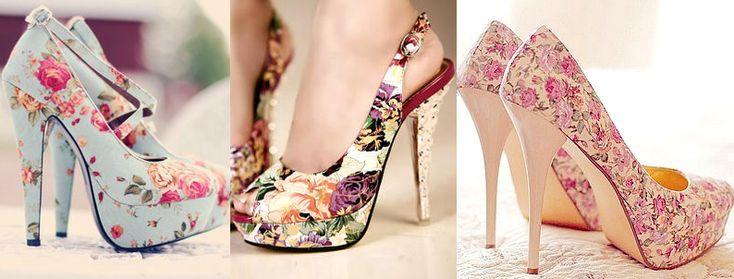 specchioedintorni.it stampe floreali scarpe
