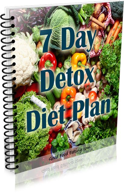 Lose weight and boost energy - FAST! 7 Day Detox Diet Plan ...