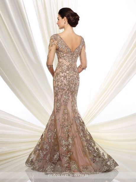 Mother of the bride gowns 2017