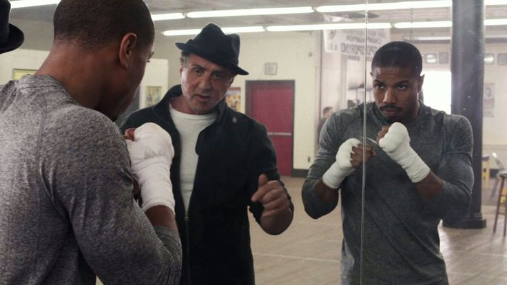 """Creed"" (2015) (Director: Ryan Coogler) My Rating: 4 out of 5 stars"