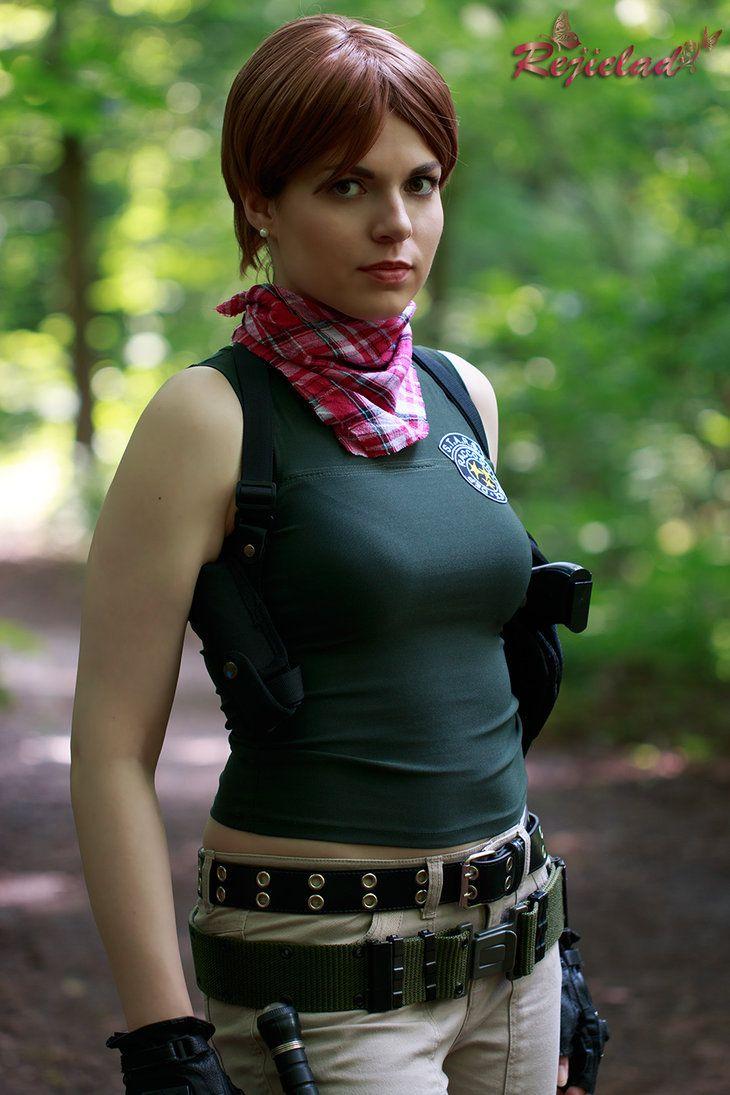 Rebecca Chambers - Biohazard / Resident Evil Zero 0 - Army I by Rejiclad on DeviantArt
