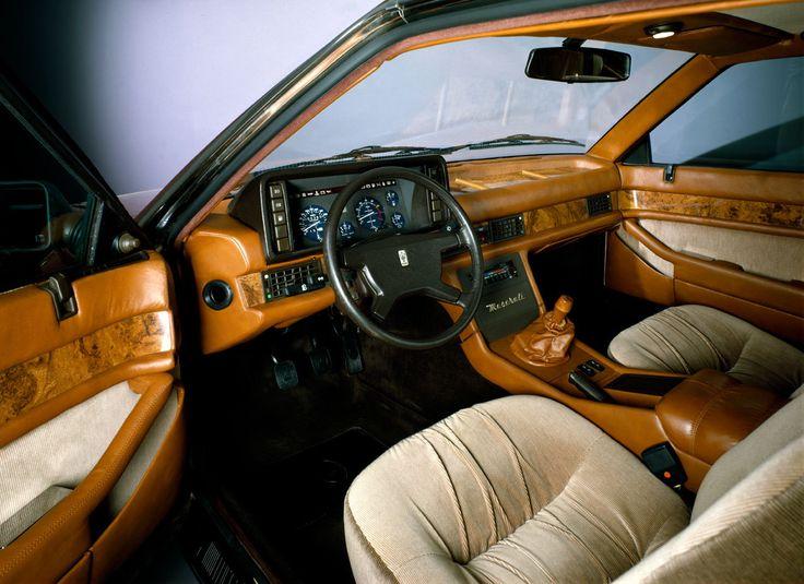 Maserati Biturbo.