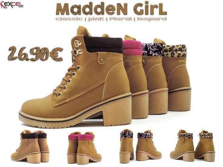 #Madden Girl Τιμή: 26.90€ ↠ ΠΑΡΑΓΓΕΙΛΕΤΕ ΕΥΚΟΛΑ 1) ✉ Παραγγελίες μέσω Facebook https://www.facebook.com/ExcelShoes.gr 2) ☎ Με τηλεφωνική παραγγελία 2310 - 521560 (Αστική Χρέωση!) 3)  ExcelShoes Εγνατίας 30A ή ExcelShoes Εγνατίας 31.  Χωρίς Πιστωτικές!  Πληρωμή κατά την παράδοση!  Δωρεάν Επιστροφή #fluo #flat  #shoes #fashion #athletic #musthave #sneakers #sports #florals  #style   #black  #blue #pink #green