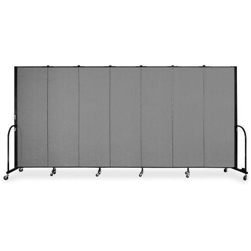 Screenflex FREEstanding 7 Panels Portable Partition