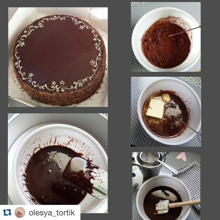 111 отметок «Нравится», 1 комментариев — РЕЦЕПТЫ (@__halal__recept__) в Instagram: «#Repost @olesya_tortik with @repostapp. ・・・ Коротенький мастерклас будет здесь ин ша Аллах 😊. Часик…»