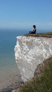 All'infinito tendere, Brighton, Inghilterra, Elisa D'Amico