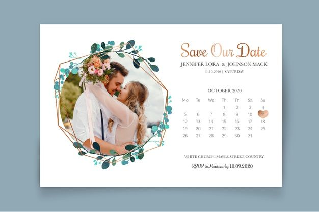 Download Wedding Invitation Template With Photo For Free Wedding Invitation Templates Wedding Invitations Invitation Template