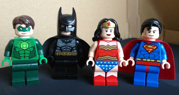 Joining Will Arnett as LEGO Batman, please welcome to The LEGO Movie cast, Channing Tatum as Superman, Cobie Smulders as Wonder Woman and Jonah Hill as Green Lantern!