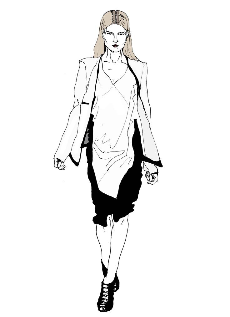 Olga Rafalska #fashion #designer #illustrator #rafalska