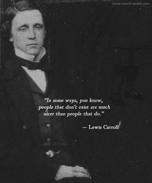 29 Best Images About Person: Lewis Carroll On Pinterest