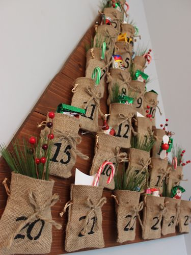 This project requires you to be handy with a saw but the upside is you'll reuse it for years to come. #christmasdiy #christmasideas #holidaydiy