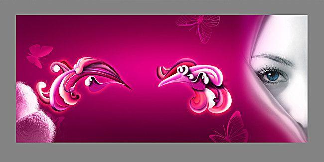 المرأة مستحضرات التجميل لوحات خلفية Flower Backgrounds Floral Design Neon Signs