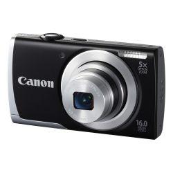 Canon A2500 negru - 16MPx, zoom optic 5x, LCD 2.7