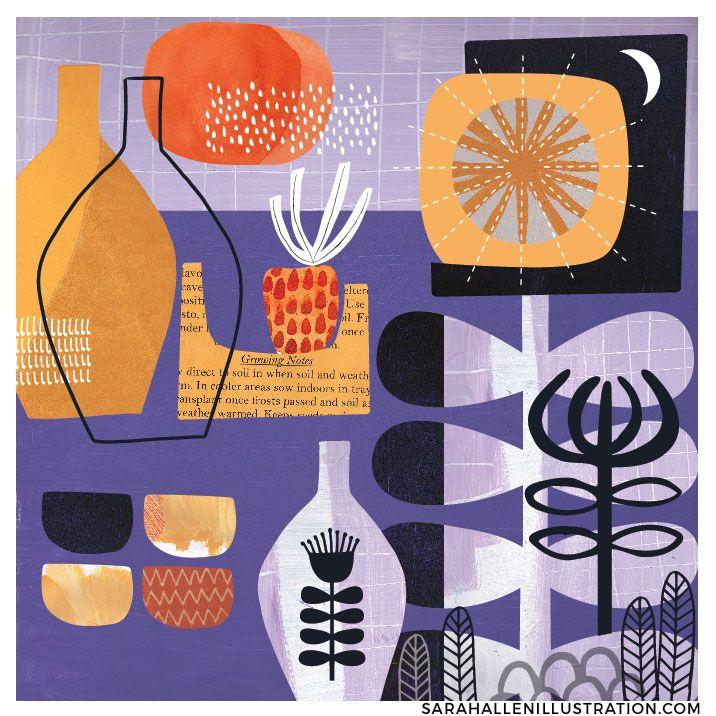 Sarah Allen art