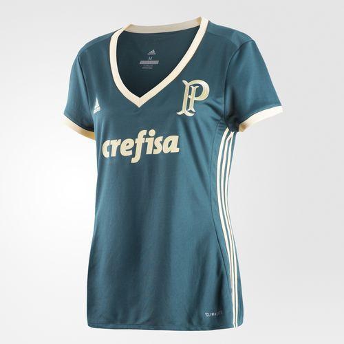 adidas - Camisa Palmeiras 3 Feminina