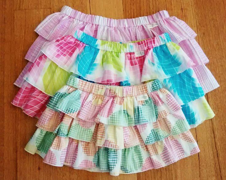 Rah rah skirts