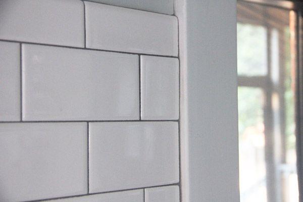 kitchen progress details details pewter large and tile. Black Bedroom Furniture Sets. Home Design Ideas