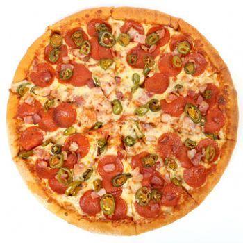 Recept panpizza