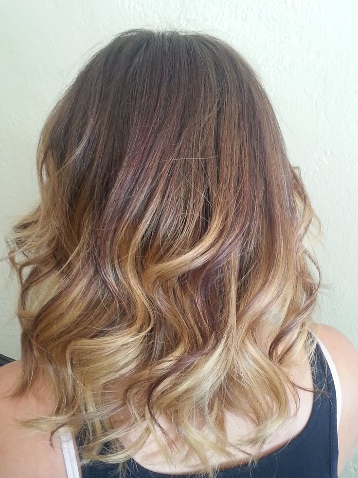 ombre balayage medium hair lisa marie owens hair cuts colors styles pinterest summer. Black Bedroom Furniture Sets. Home Design Ideas